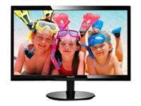 Philips V-line 246V5LSB - écran LED - 24