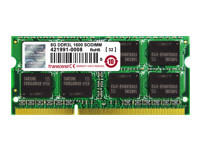 Transcend - DDR3L - 8 Go - SO DIMM 204 broches
