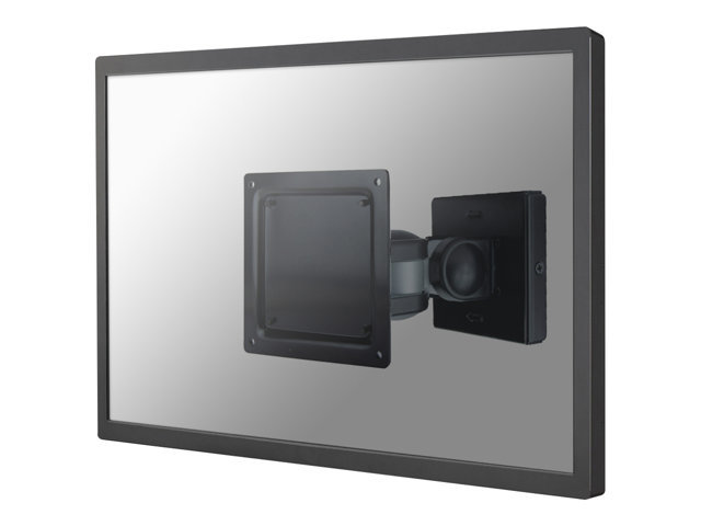 NewStar TV/Monitor Wall Mount (2 pivots & tiltable) FPMA-W200 - montage mural (inclinaison et rotation)