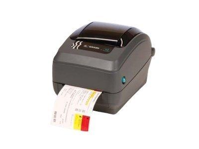 Zebra G-Series GX430t - imprimante d\'étiquettes - monochrome - transfert thermique / thermique direct