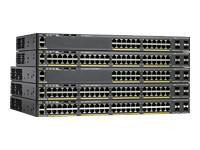 Cisco Catalyst 2960X-48TS-LL - commutateur - 48 ports - Géré - Montable sur rack