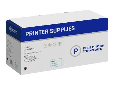 Prime Printing 1159 - noir - remanufacturé - cartouche de toner (alternative pour : Brother TN2000)