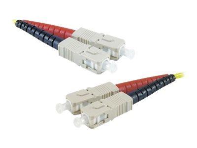 Cordon Duplex Os29/125  Lsoh Sc/Sc-  2 M