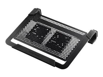 Cooler Master Notepal U2 Plus - ventilateur d\'ordinateur portable