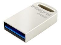 Integral Fusion USB 3.0 - clé USB - 64 Go