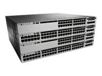 Cisco Catalyst 3850-48P-S - commutateur - 48 ports - Géré - Ordinateur de bureau, Montable sur rack