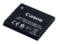 Canon NB-11LH - batterie - Li-Ion
