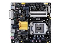 ASUS H81T - carte-mère - Thin mini ITX - Socket LGA1150 - H81