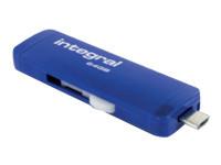 Integral Slide - clé USB - 16 Go