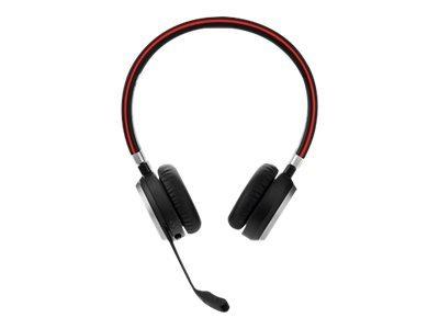 Jabra Evolve 65 UC stereo - casque - avec Jabra LINK 360 Adapter