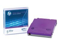 HPE - LTO Ultrium WORM x 1 - 2.5 To - support de stockage