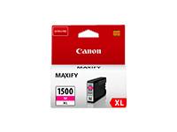 Canon PGI-1500XL M - à rendement élevé - magenta - original - réservoir d'encre