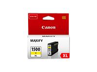 Canon PGI-1500XL Y - à rendement élevé - jaune - original - réservoir d'encre