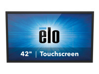 Elo 4243L IntelliTouch Dual Touch - écran LED - Full HD (1080p) - 42