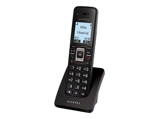 Alcatel IP15 poste dect voip supplementaire pour temporis ip