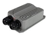 StarTech.com Point d'accès sans fil N extérieur certifié IP67 - 2.4GHz 802.11b/g/n et 300 Mb/s alimenté par PoE - borne d'accès sans fil