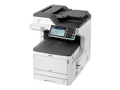 OKI MC853DN - imprimante multifonctions ( couleur )