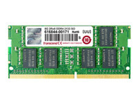 Transcend - DDR4 - 4 Go - SO DIMM 260 broches