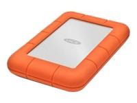 LaCie Rugged Mini - disque dur - 1 To - USB 3.0