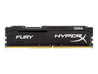 Kingston HyperX FURY Black Series - DDR4 - 4 Go - DIMM 288 broches