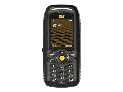 """CAT B25 - Téléphone durci - écran couleur 2"""", APN 2 Mpix, Bluetooth, noir"""