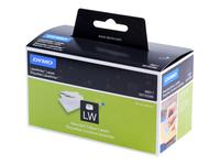 DYMO LabelWriter - étiquettes adresses - 520 étiquette(s) - 28 x 89 mm