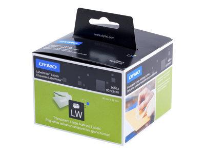 DYMO LabelWriter - étiquettes adresses - 260 étiquette(s) - 36 x 89 mm