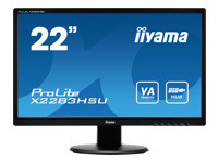 Iiyama ProLite X2283HSU-B1DP - écran LED - 22