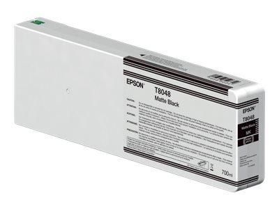 Epson T8048 - noir mat - originale - cartouche d\'encre