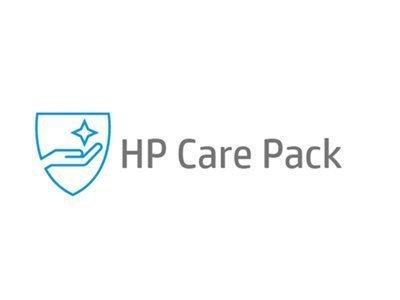 Electronic HP Care Pack Next Business Day Hardware Support with Defective Media Retention - contrat de maintenance prolongé - 4 années - sur site