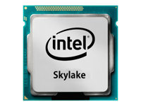 Intel Core i3 6100 / 3.7 GHz processeur