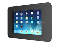 "Compulocks Rokku - iPad Mini / Galaxy Tab A 8"" / S2 8"" Wall Mount Enclosure - Black - montage mural"