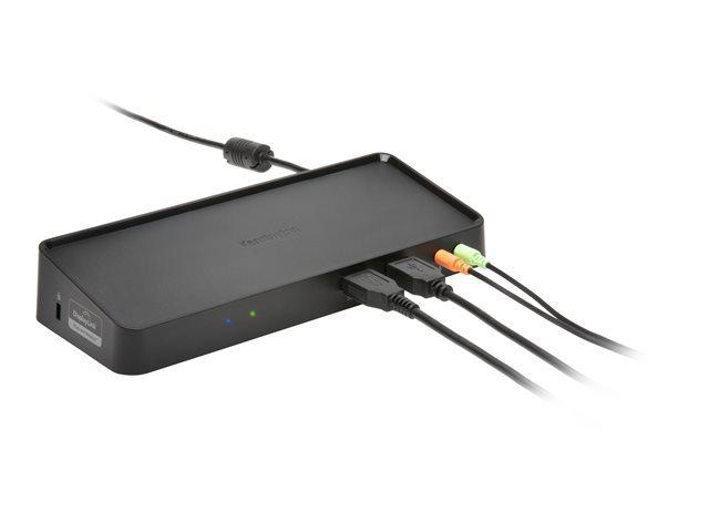 Kensington Universal USB 3.0 Mountable Docking Station (SD3600) - station d\'accueil USB