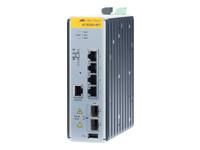 Allied Telesis AT IE200-6FT - commutateur - 6 ports - Géré
