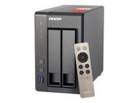 QNAP TS-251+ - serveur NAS - 4 To