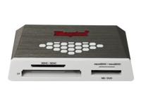 Kingston High-Speed Media Reader - lecteur de carte - USB 3.0