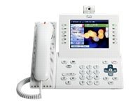 Cisco Unified IP Phone 9971 Slimline - visiophone IP
