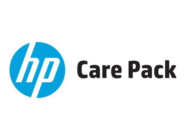 Electronic HP Care Pack Next Business Day Channel Remote and Parts Exchange Service - contrat de maintenance prolongé - 5 années - expédition