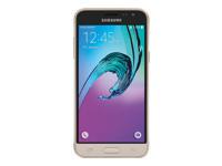 Samsung Galaxy J3 (2016) - SM-J320FN - or - 4G HSPA+ - 8 Go - GSM - téléphone intelligent Android