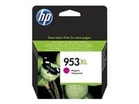 HP 953XL - à rendement élevé - magenta - originale - cartouche d\'encre