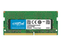 Crucial - DDR4 - 4 Go - SO DIMM 260 broches