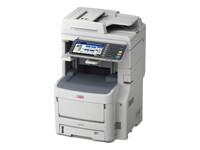 OKI MC780dfnvfax - imprimante multifonctions ( couleur ) - avec retoucheur 500 feuilles