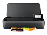 HP Officejet 250 Mobile Printer - couleur - jet d'encre