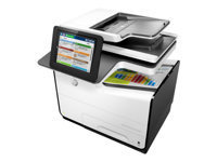 HP PageWide Enterprise Color Flow MFP 586z - imprimante multifonctions ( couleur )
