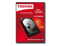 Toshiba P300 - disque dur - 1 To - SATA 6Gb/s