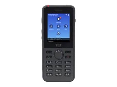 Cisco Unified Wireless IP Phone 8821 - extension du combiné sans fil - interface Bluetooth
