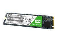 WD Green PC SSD WDS240G1G0B - Disque SSD - 240 Go - SATA 6Gb/s