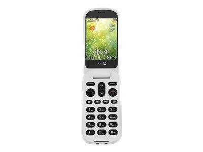 Doro 6050 - gris - GSM - téléphone mobile