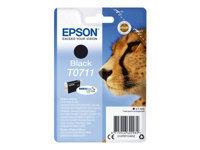 Epson T0711 - noir - originale - cartouche d'encre