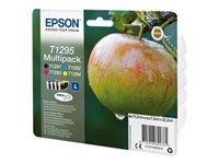 Epson T1295 Multipack - pack de 4 - taille L - noir, jaune, cyan, magenta - originale - cartouche d'encre